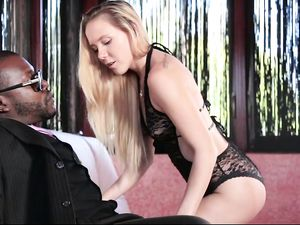 Teen Escort Satisfies His Enormous Black Cock