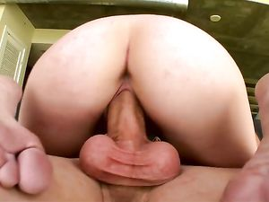 Big Cock Completely Satisfies The Teenage Beauty