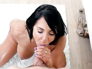 Popping The Anal Cherry Of A Big Ass Babe