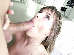 Kimmy The Cock Slut Fucked In Her Slick Pussy