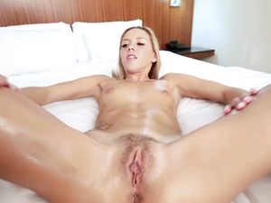 Teen Is Tight And Sexy Fucking Him In The Hotel Bed