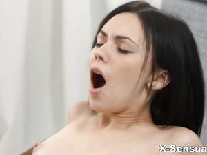 Making Love To A Small Titty Teenage Cock Rider