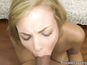 Tight Cunt Lips Grip A Dick In A POV Fuck