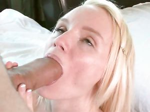 Cute Girl Cunt Is Slick With Desire For A Big Dick