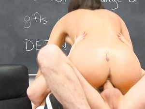 Teacher And Schoolgirl Have A Torrid Hardcore Affair