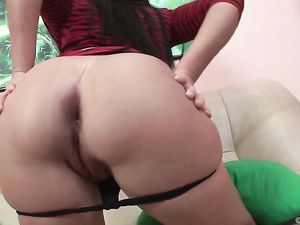 Lipstick BJ Excites His Dick To Fuck Her Slutty Ass