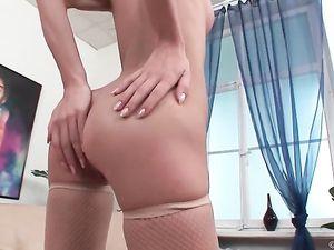 Flawless Body Girl Has A Hot Hardcore Double Penetration