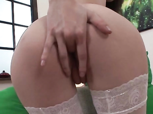 Cute Girl Loves Being Naughty When He's Around