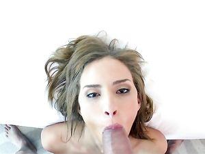 Only Big Cock Sex Can Satisfy Slutty Natasha White