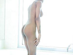 Hot Black Girl Nadia Jay Craves Big Cock Sex