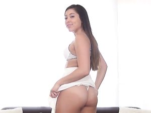 Adorable Lorraine Mack Fucks The Porn Casting Director