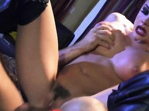 High Class Fuck Sluts Banging At A House Party