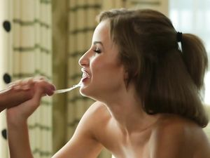 Perfect Dick Sucking And Sex With A Petite Teen Chick