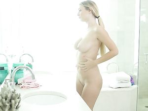 Natalia Starr Fucked Right Out Of A Sexy Shower